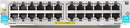 Moduł SFP HP HPE 24p 101000BASE-T PoE+ v3 zl2 (J9986A)