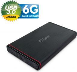 """Kieszeń Fantec 225U3ESATAP-6G  HDD 2.5"""" SATA USB 3.0   1692"""