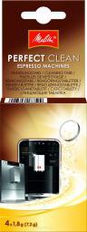Melitta Tabletki czyszczące Perfect Clean Espresso Machines, 4szt. (178599)