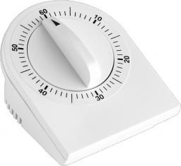Minutnik TFA mechaniczny biały (38.1020)