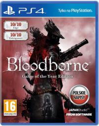 Bloodborne Edycja GOTY (711719843740)