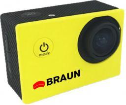 Kamera Braun Phototechnik Paxi Young HD żółta (paxiyoungzo)
