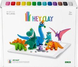 Tm Toys Masa Plastyczna Hey Clay Dinozaury