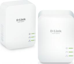 Urządzenie PLC D-Link PowerLine AV2 1000 HD - (DHP-P601AV/FR)