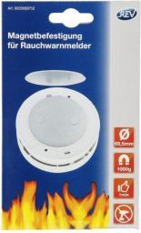 REV Czujnik dymu posiadający mocowanie magnetyczne (0023080712)