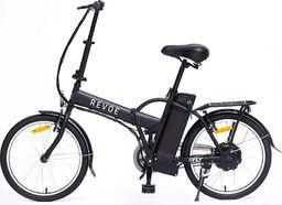 REVOE Rower Składany Elektryczny 20 Miejski Wspomaganie