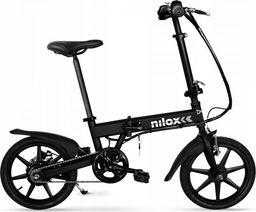 NILOX Rower Elektryczny Składany 16 Nilox X2 Wspomaganie