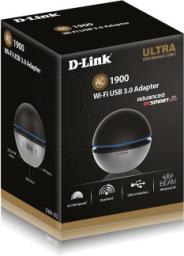 Karta sieciowa D-Link Ultra Wi-Fi AC1900 - (DWA-192)