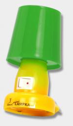 Lampka wtykowa do gniazdka Rum-Lux