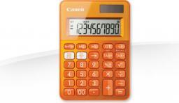 Kalkulator Canon LS-100K Pomarańczowy (0289C004AB)