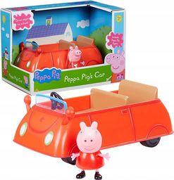 Character Options Figurka Rodzinny samochód Świnki Peppy i figurka