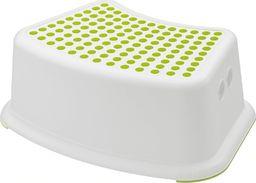 Ikea FRSIKTIG Podium dziecięce, biały/zielony
