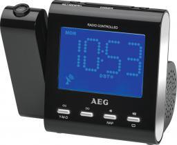 Radiobudzik AEG MRC 4122