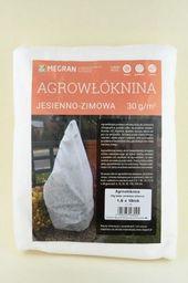Megran Agrowłóknina 30g/m2 jesienno-zimowa 1,60mx10 mb