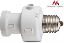 Maclean Oprawa żarówki z czujnikiem zmierzchu (MCE21W)