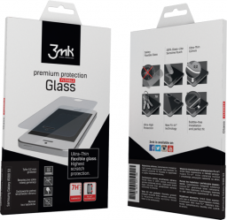 3MK Szkło Flexible Glass do Huawei P8 Lite