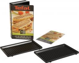 Tefal Płyty do opiekacza do grillowanych panini + książka (XA800312)