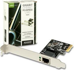 Karta sieciowa Axagon Realtek Gigabit (PCEE-GR)