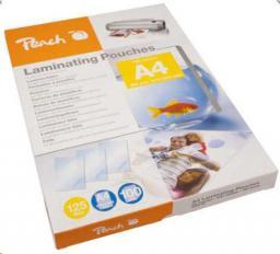 Peach Folia do laminowania A4 216x303mm, 125mic, 100 Arkuszy (510316)