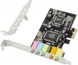 Karta dźwiękowa ProXtend PCIe 5.1 3D Stereo (PX-AU-21564)