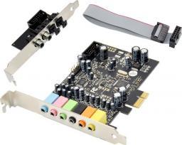 Karta dźwiękowa ProXtend PCIe 7.1CH Stereo (PX-AU-21565)