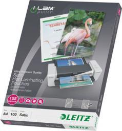 Leitz Folia do laminowania A4/125mic/100 sztuk (16926)