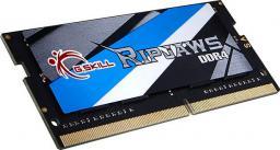 Pamięć do laptopa G.Skill Ripjaws DDR4 SODIMM 4GB 2133MHZ CL15 (F4-2133C15S-4GRS)