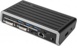 Stacja/replikator Targus 4K Universal Docking Station USB 3.0 (DOCK130EUZ)