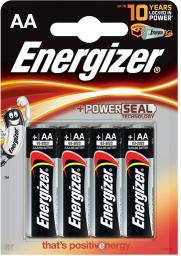 Energizer Bateria AA / R6 4szt.