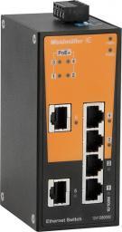 Switch WEIDMULLER IE-SW-BL06-2TX-4POE (1241380000)