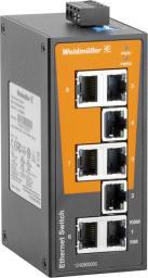 Switch WEIDMULLER IE-SW-BL08-8TX (1240900000)