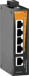 Switch WEIDMULLER IE-SW-BL05-5TX (1240840000)