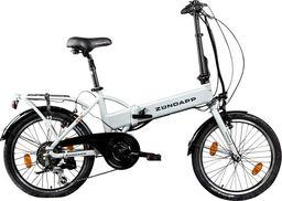 ZUNDAPP Składany Rower Elektryczny 20 3 Tryby 7,8 Ah 250W