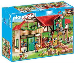 Playmobil Duże gospodarstwo rolne   (6120)