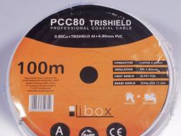 Przewód Libox Antenowy, 100, Biały (PCC80)