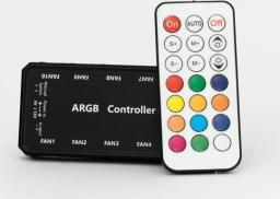 1stCOOL Sterownik Aura Rainbow ARGB + Pilot (RC-CONTR-ARGB)