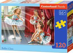 Castorland Puzzle Klasa Baletowa 120 elementów (13036)