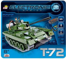 Cobi Electronic Czołg T72