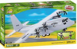 Cobi Klocki Armia Wojskowy samolot transportowy - 2606