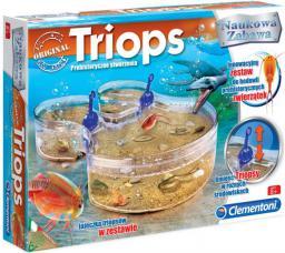 Clementoni Prehistoryczne stworzenie Triops
