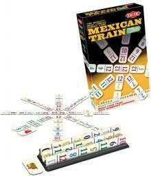 Tactic Gra Mexican Train podróżna GTA-40484