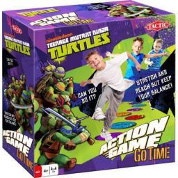 Tactic Gra Turtles Go Time GTA-40865