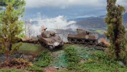 Italeri M4A3 75mm Sherman