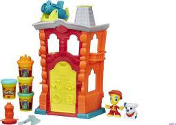 Hasbro Play-Doh Remiza Strażacka (B3415)