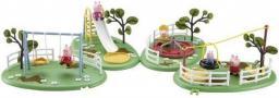 Tm Toys Plac zabaw z figurką Peppa (PEP-05329)