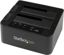 Stacja dokująca dla dysku twardego StarTech Duplikator Dysków USB 3.0/eSATA (SDOCK2U33RE)