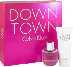 Calvin Klein Downtown Set (EDP 50ml + 100ml Body Lotion)
