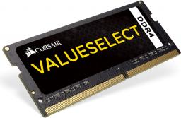 Pamięć do laptopa Corsair VS K2 DDR4 SODIMM 2x16GB 2133Mhz CL15 (CMSO32GX4M2A2133C15)