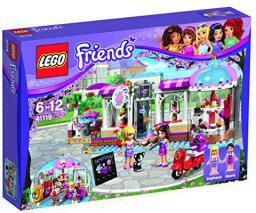 Lego Friends Cukiernia w Heartlake (41119)