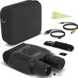 Noktowizor Uniprodo Noktowizor Do 400M Z Kamerą Cyfrową 7X Lcd Microsd